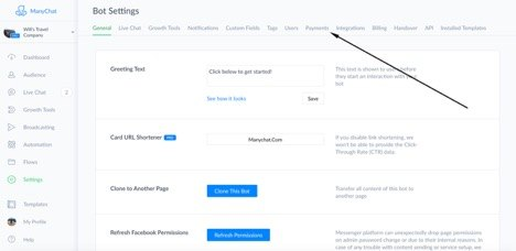 Facebook Messenger Payments How To Take Messenger Pay In