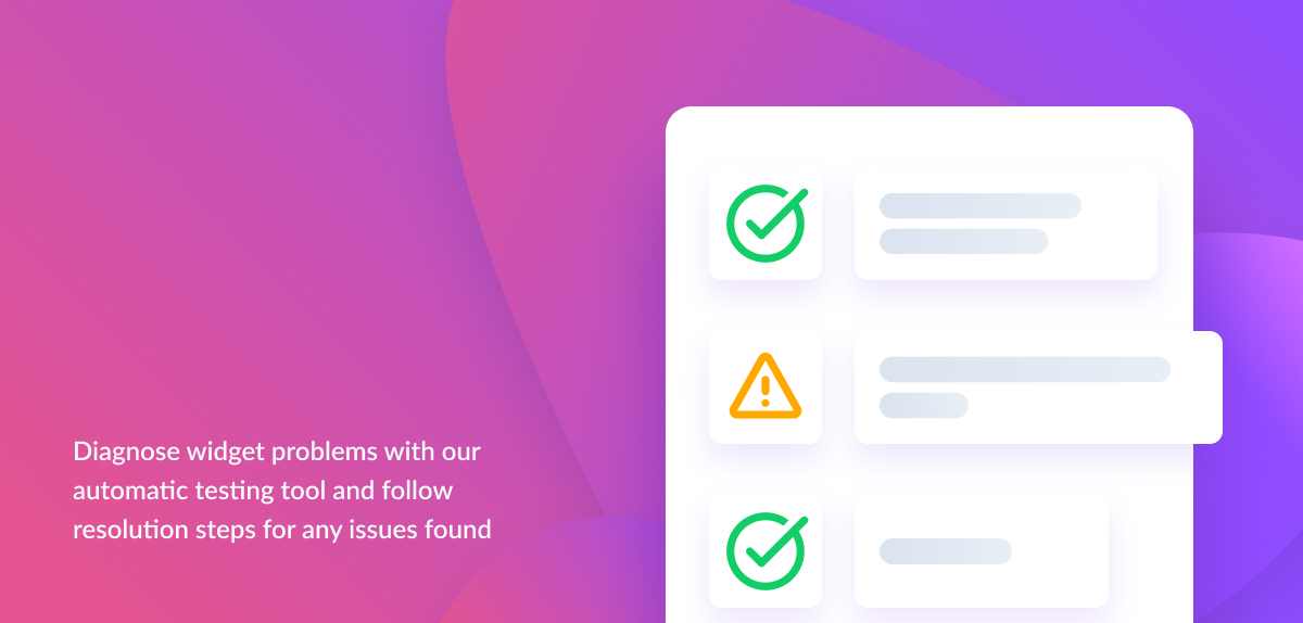Troubleshoot Your Chatbot Widgets With ManyChat's New Diagnostic Tool