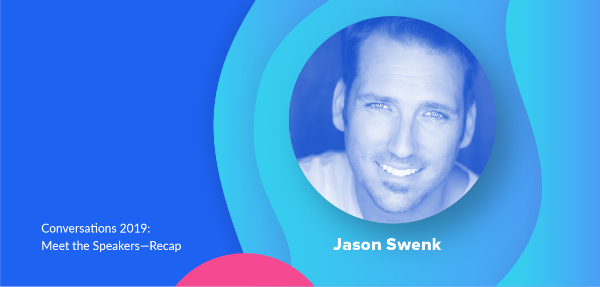 Meet the Speaker Episode 2 Jason Swenk