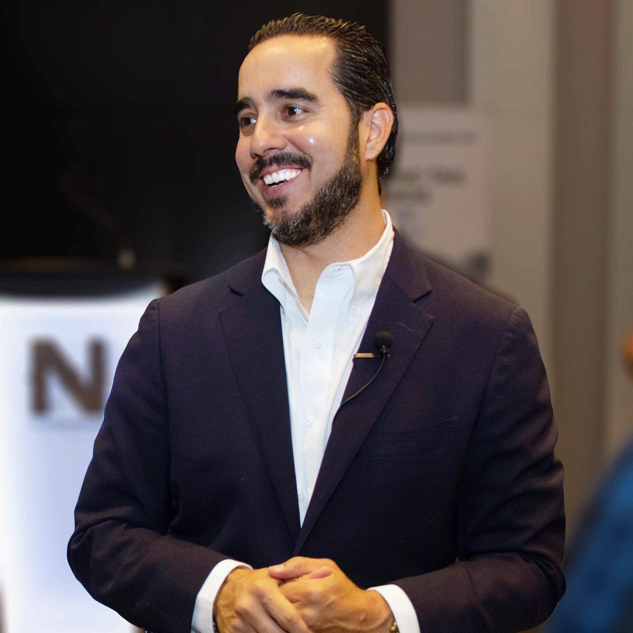 Manuel Suarez ManyChat Conference Speaker