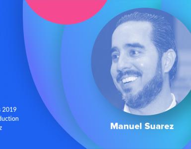 Manuel Suarez Conversations 2019 Speaker Introduction