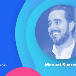 Manuel Suarez Meet the Speakers Recap