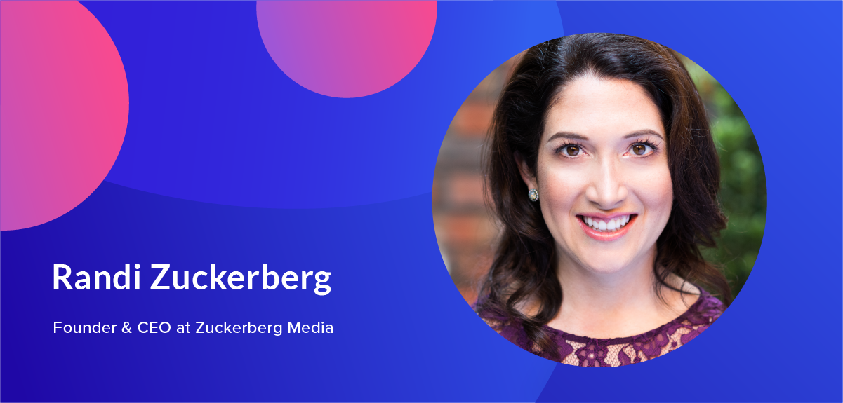 Randi Zuckerberg Keynote Speaker