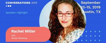 Rachel Miller Speaker Highlight