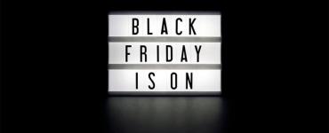 Black Friday Marketing Hero Image