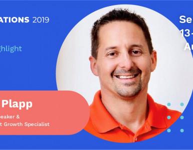 matt plapp conversations 2019 speaker