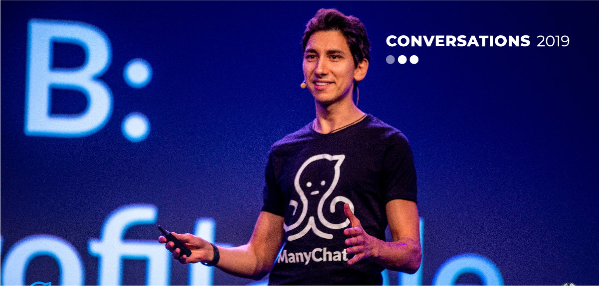 MIkael Yang's Conversations 2019 Keynote
