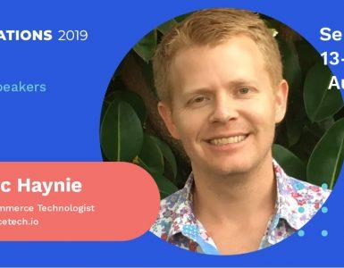 Derric Haynie Meet the Speakers