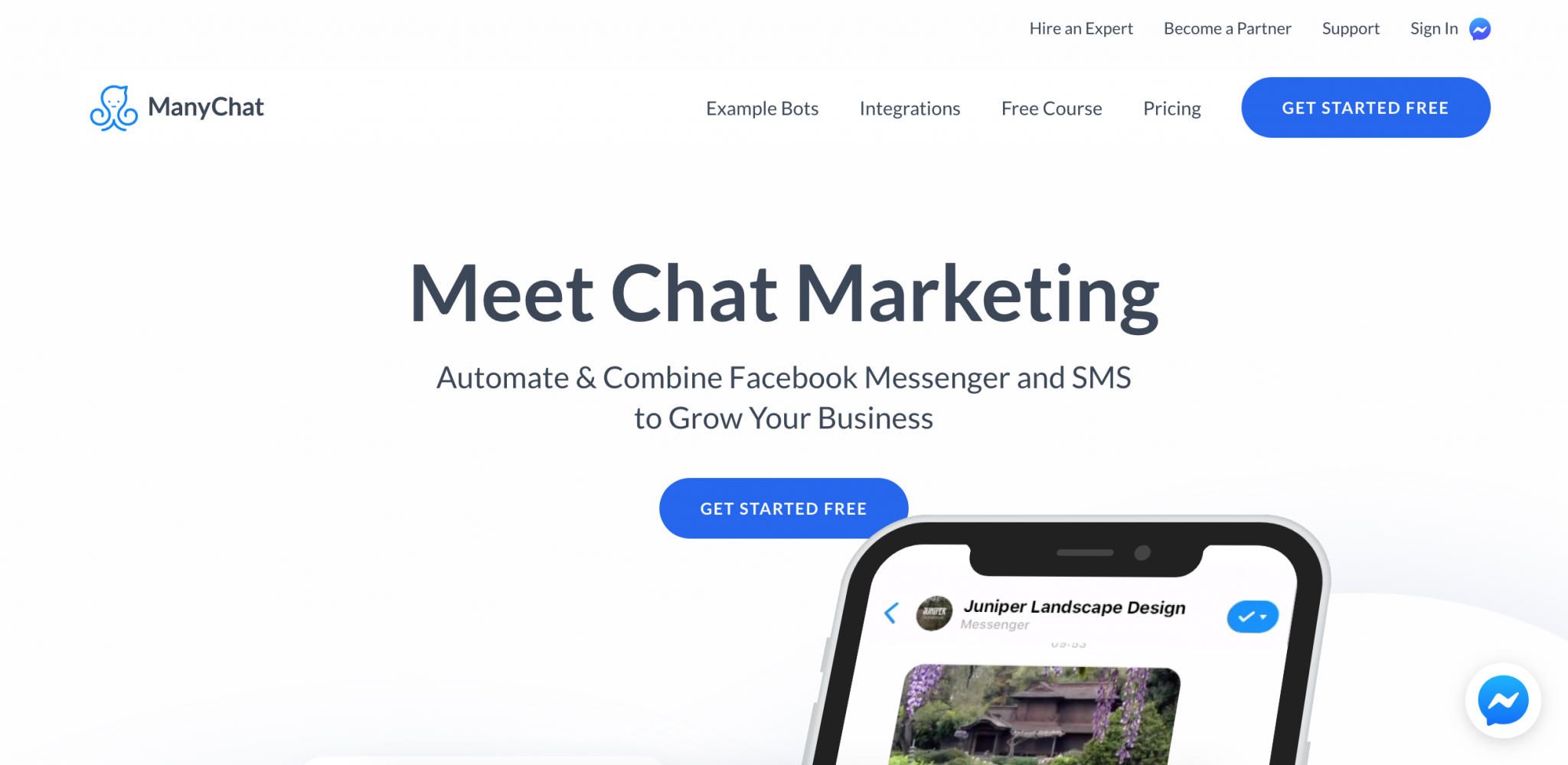ManyChat | Best Real Estate Marketing Tools
