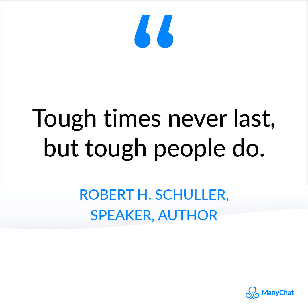 Entrepreneur quotes - Robert Schuller