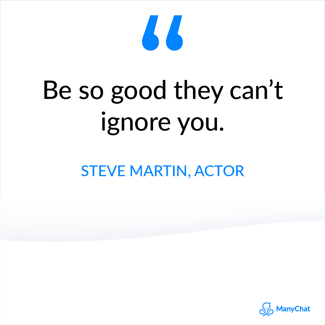 Funny entrepreneur quotes - Steve Martin