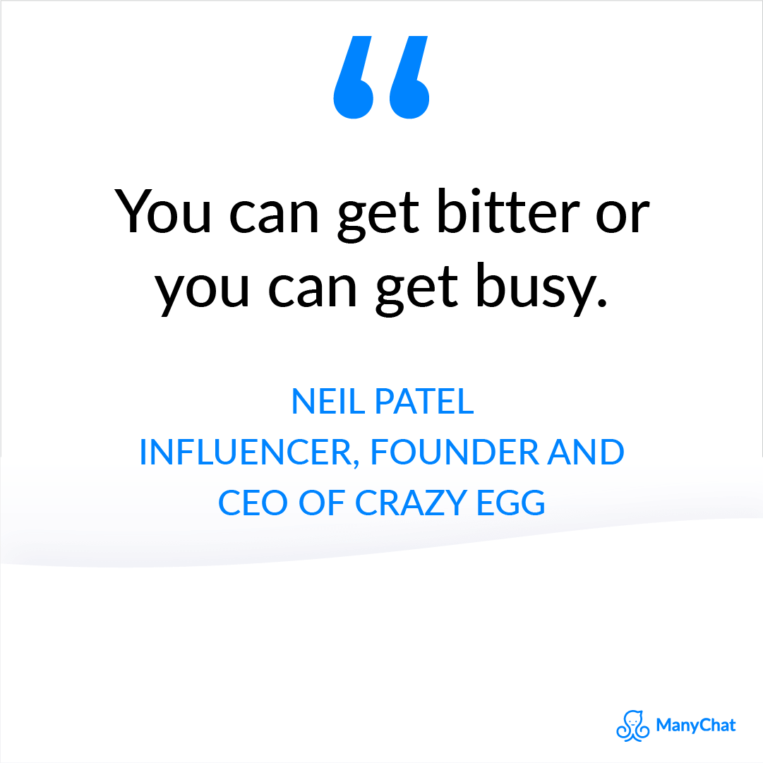 Entrepreneur quotes - Neil Patel