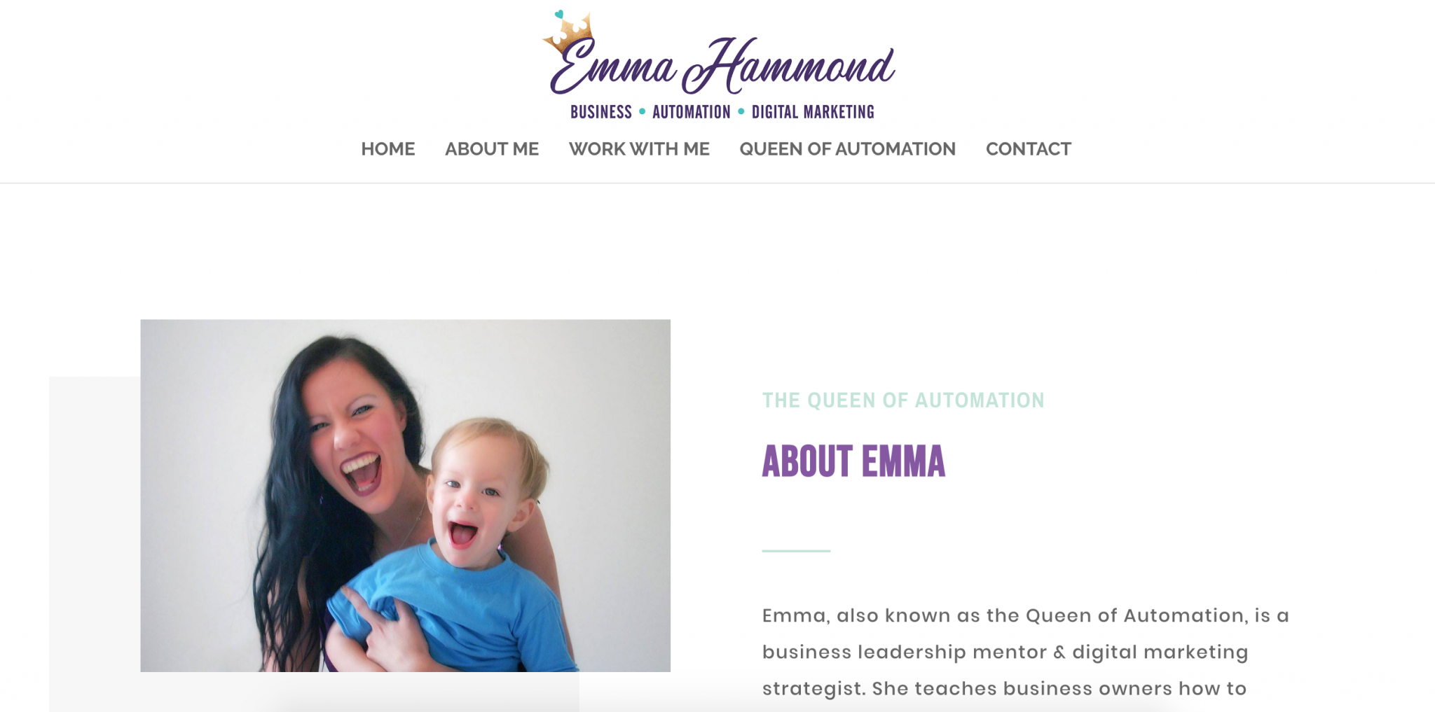 Emma Hammond Attraction Marketing Example | Attraction Marketing: 5 Ways to Attract More Qualified Leads