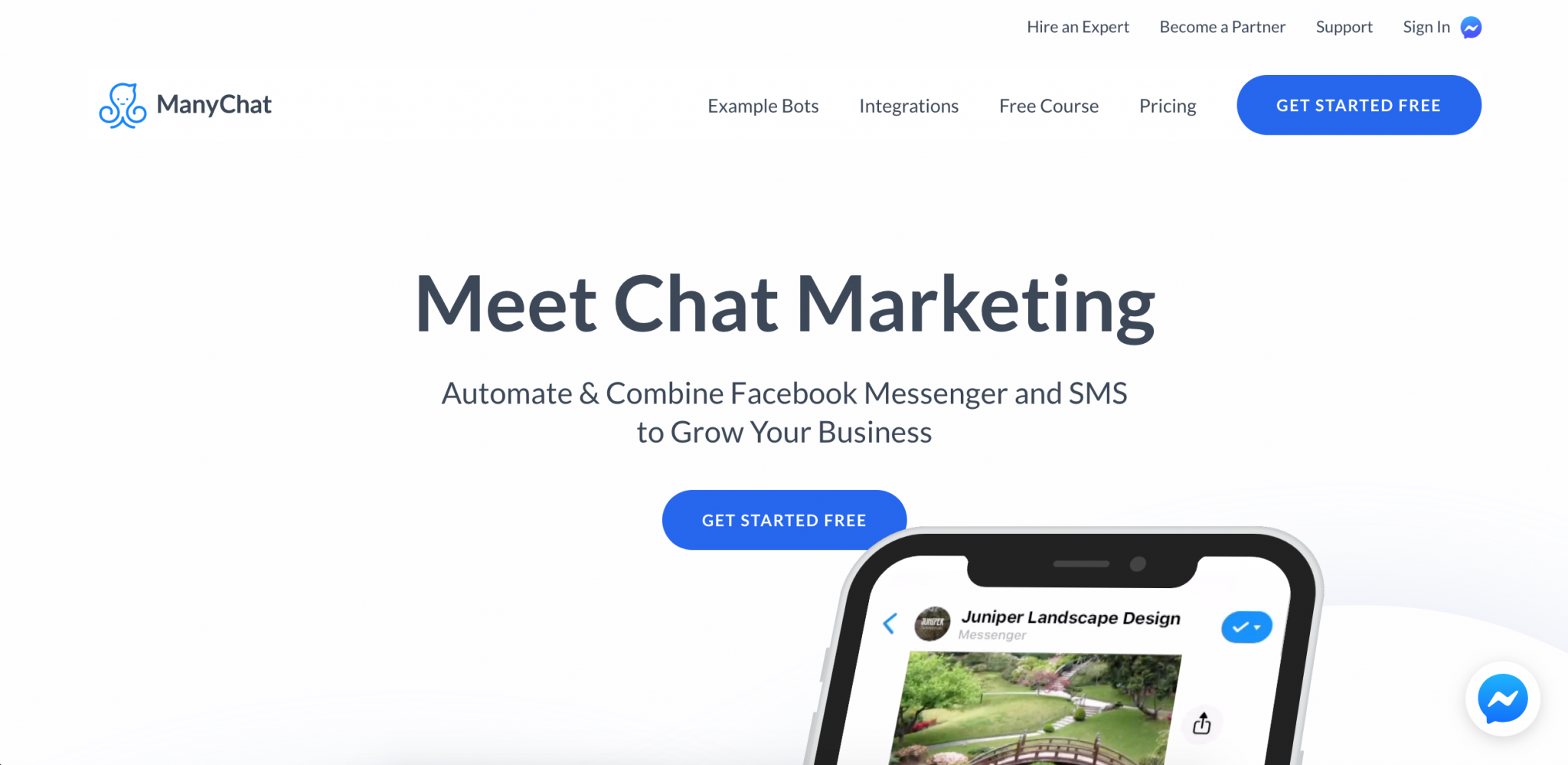 Best Lead Generation Tool in 2020 - ManyChat