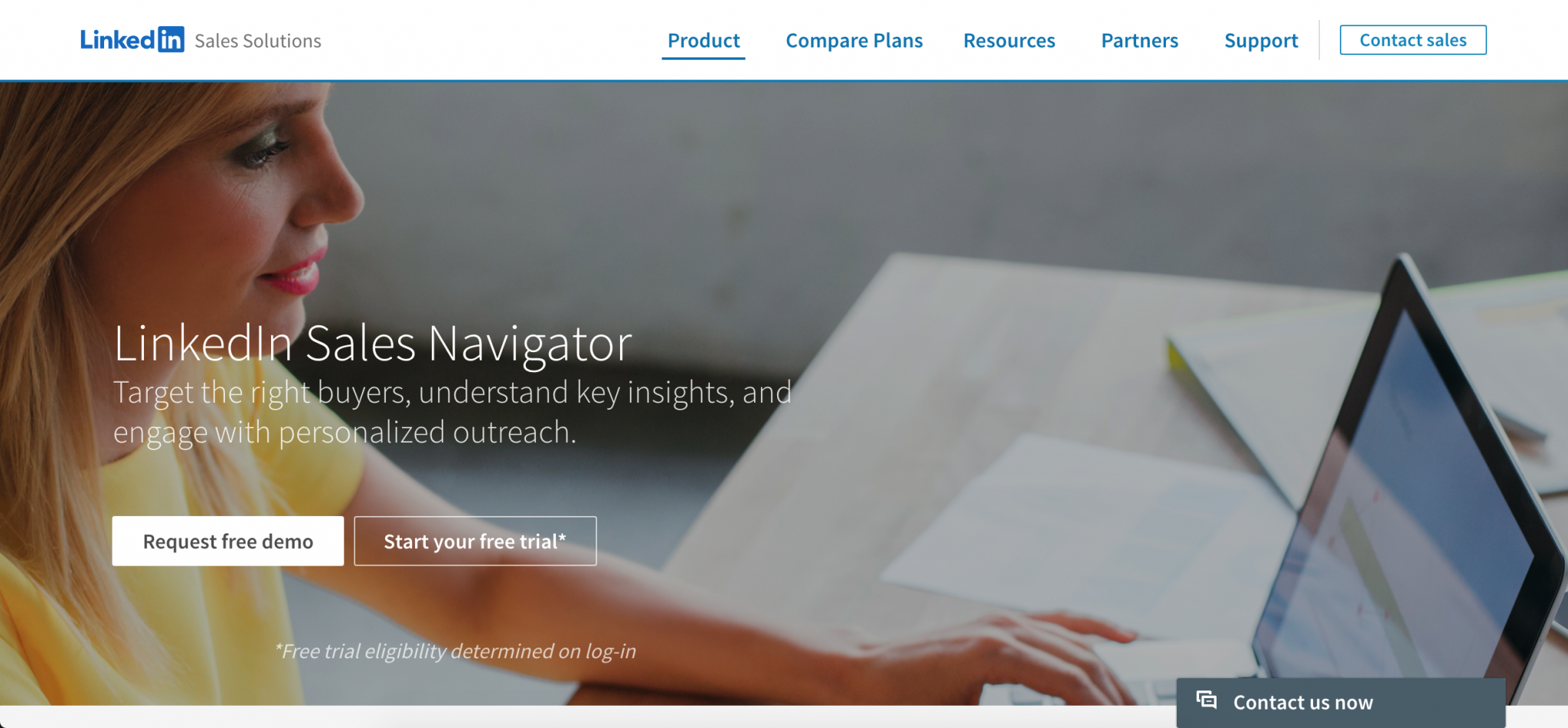 LinkedIn Sales Navigator | #12 Best Lead Generational Tool in 2020