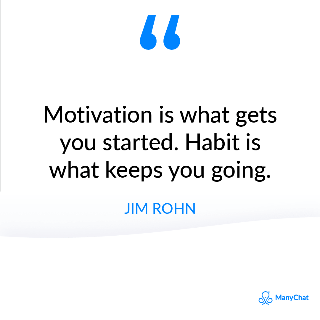 Motivational Quote from Jim Rohn