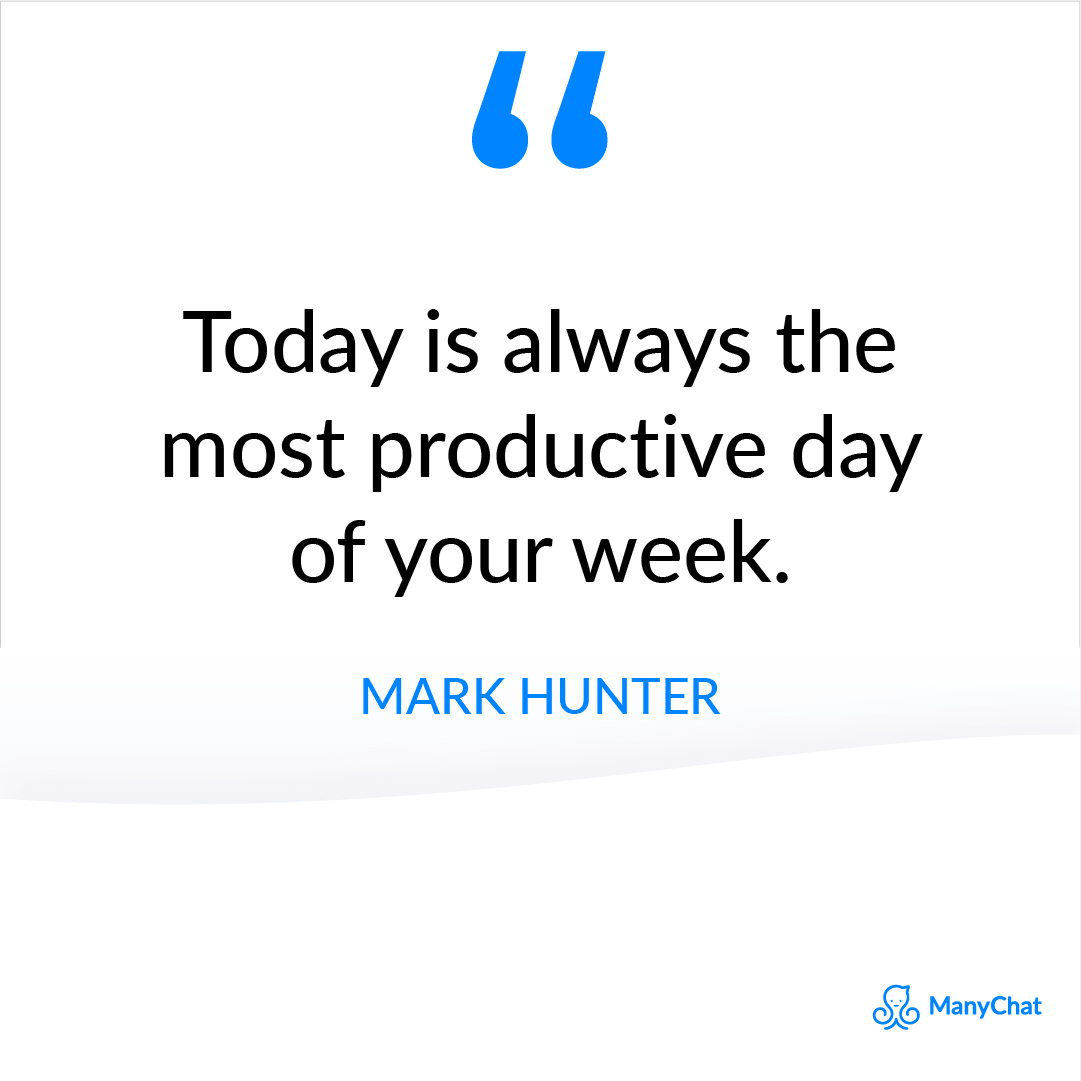 Sales Quote from Mark Hunter