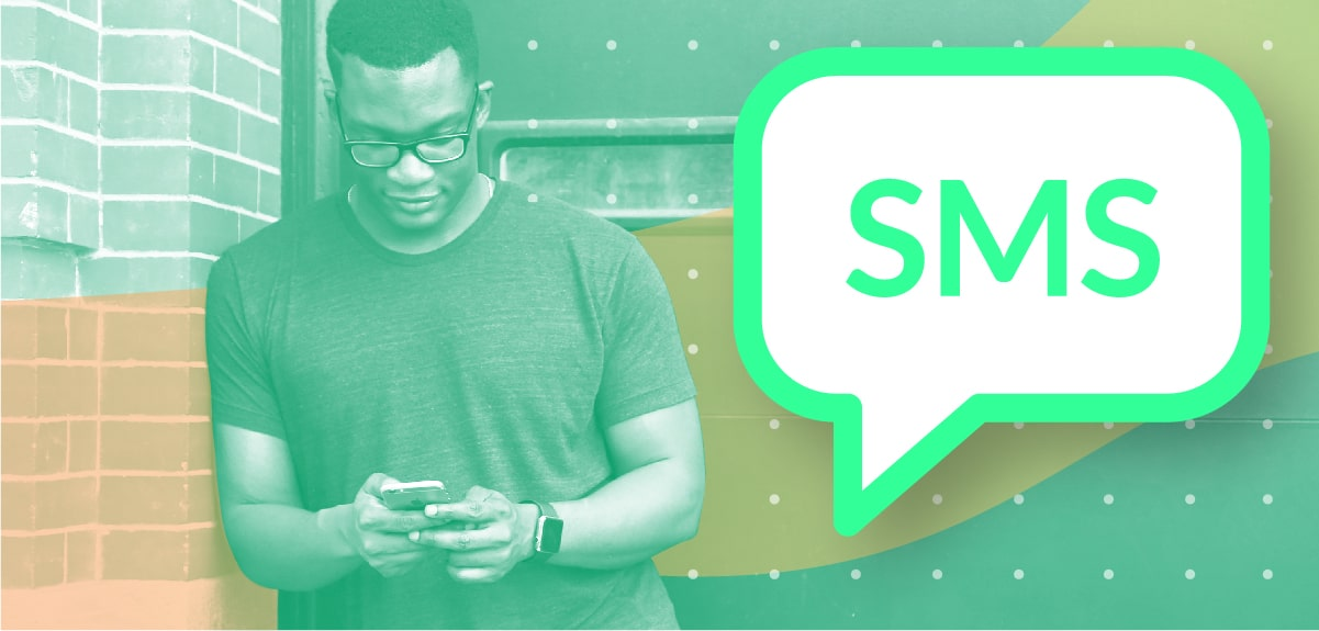 SMS and Messenger Case Study Hero Image