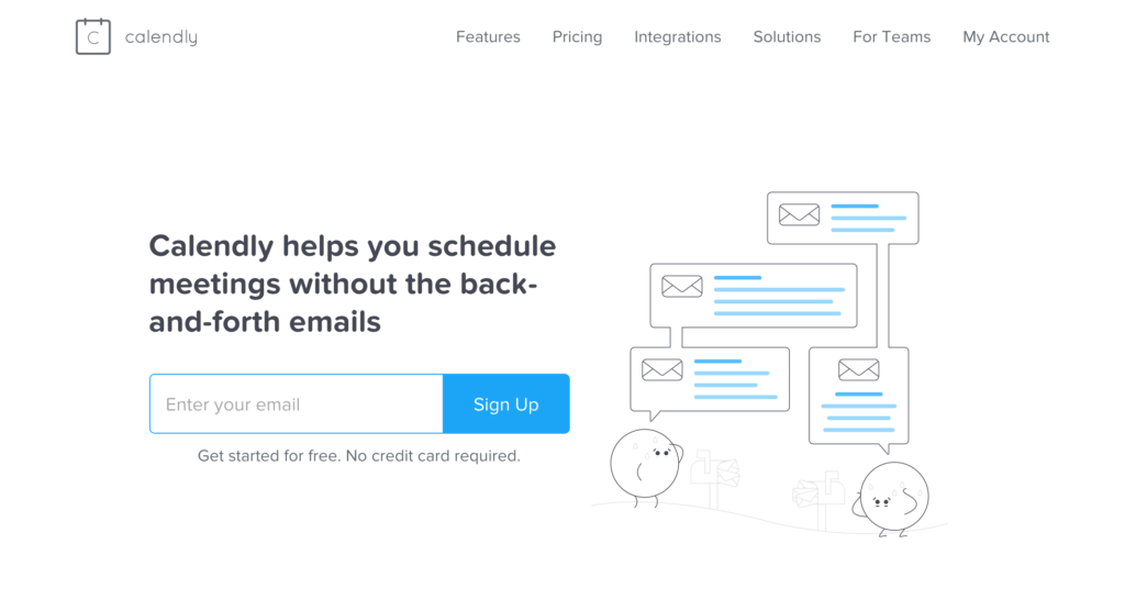 Calendly Appointment Scheduling App