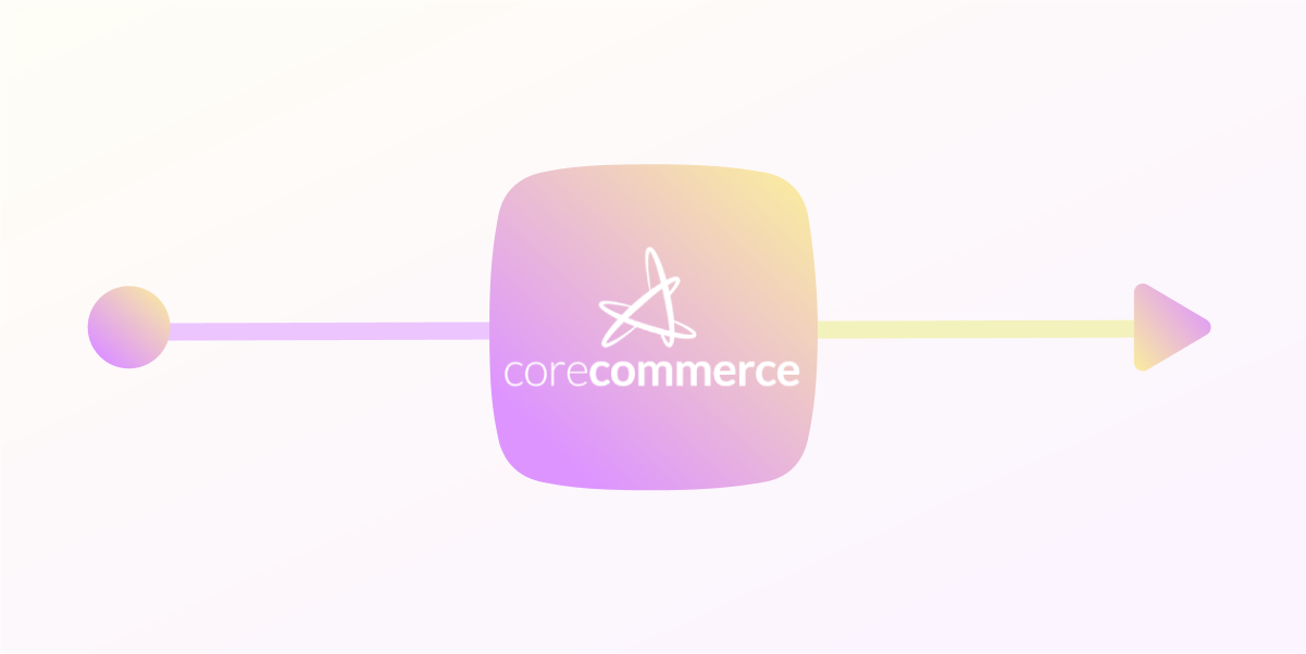 CoreCommerce integration