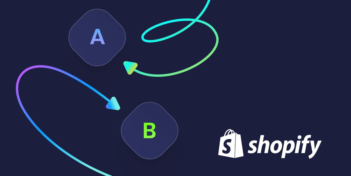 shopify a b testing