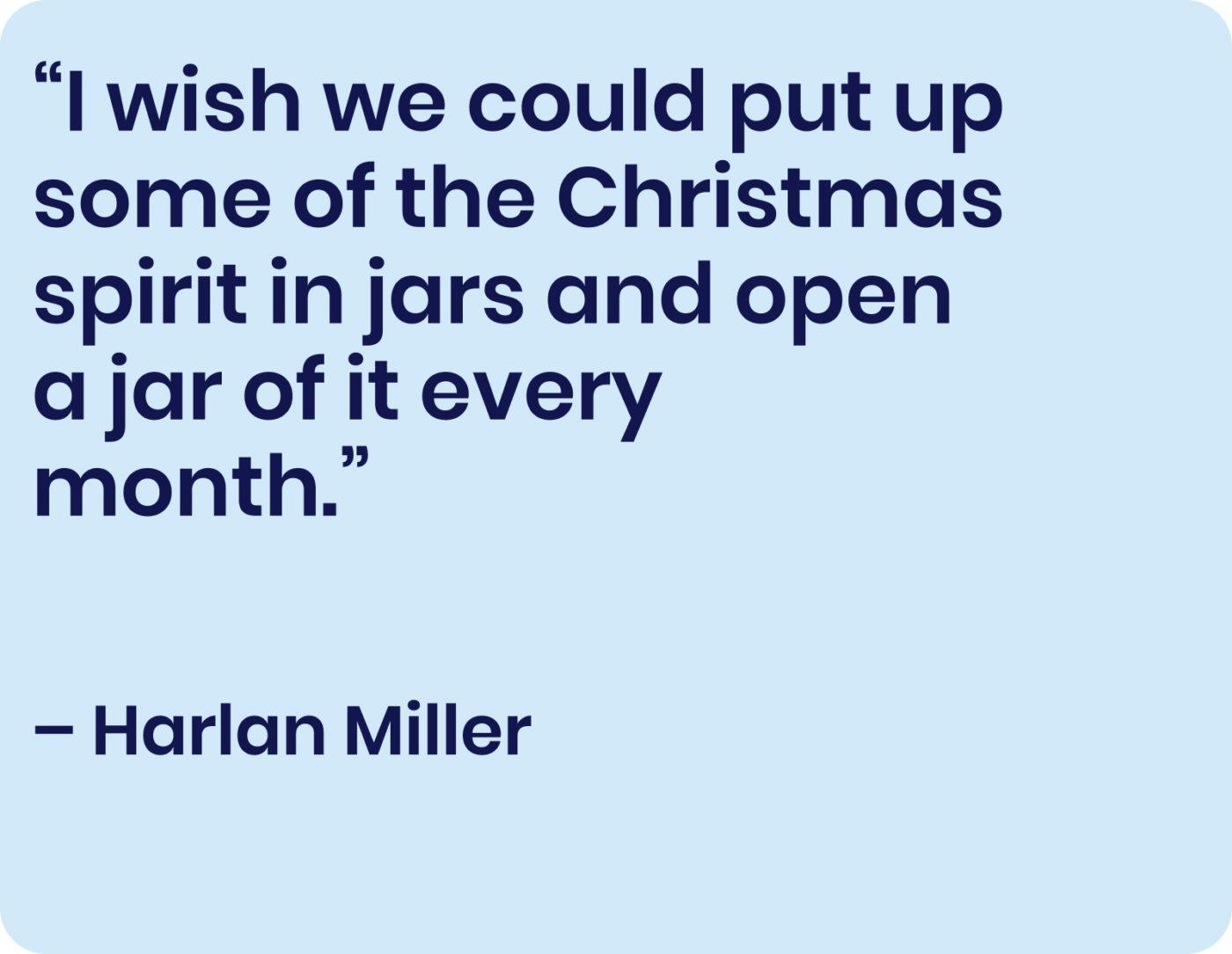 Harlan Miller