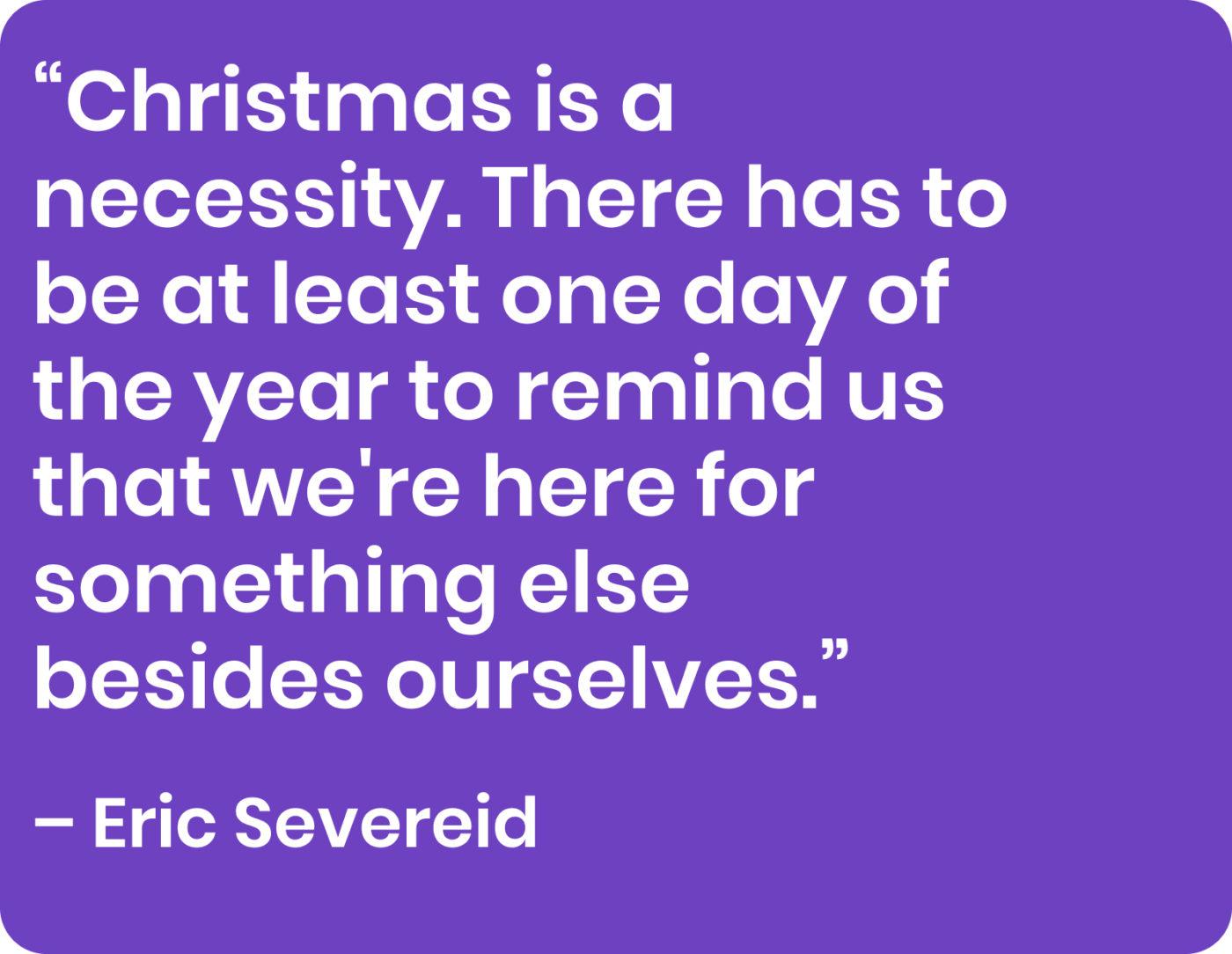 Eric Severeid