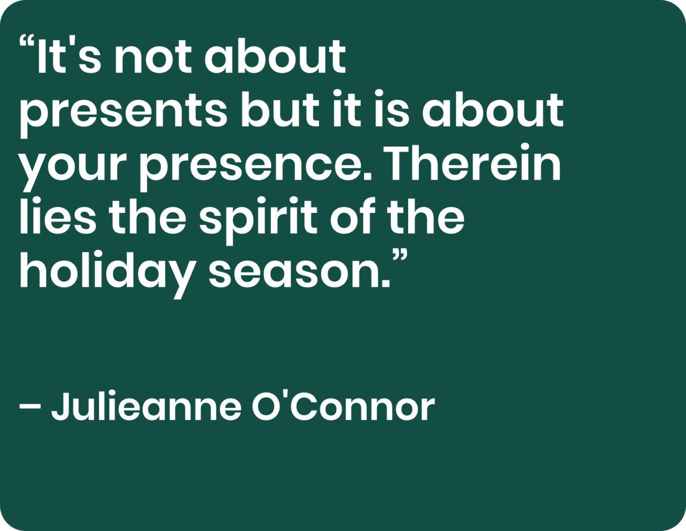 Julieanne O'Connor