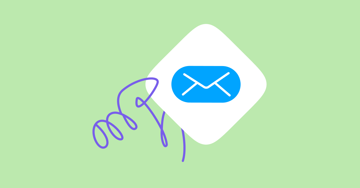 ManyChat email builder