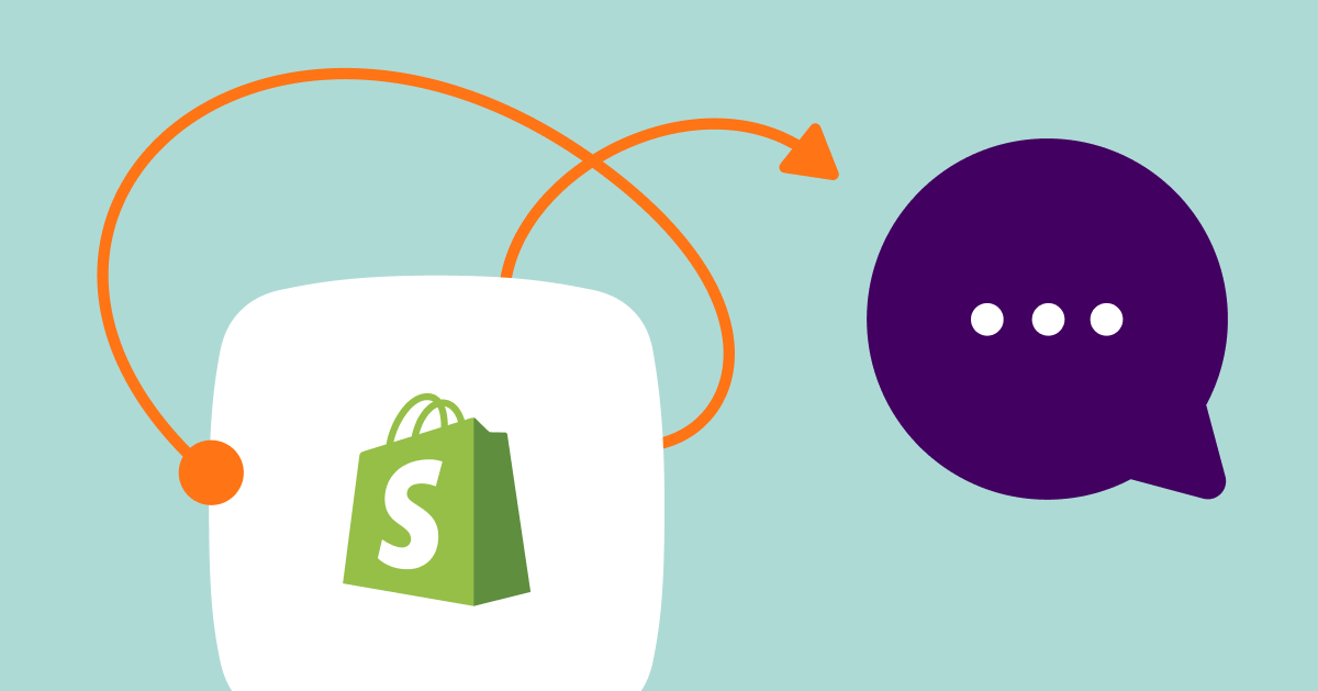 shopify sms mms marketing