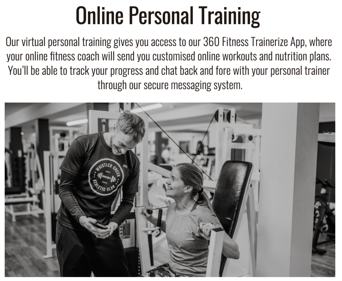 Online Marketing Strategies for Gyms - Whistler Gym