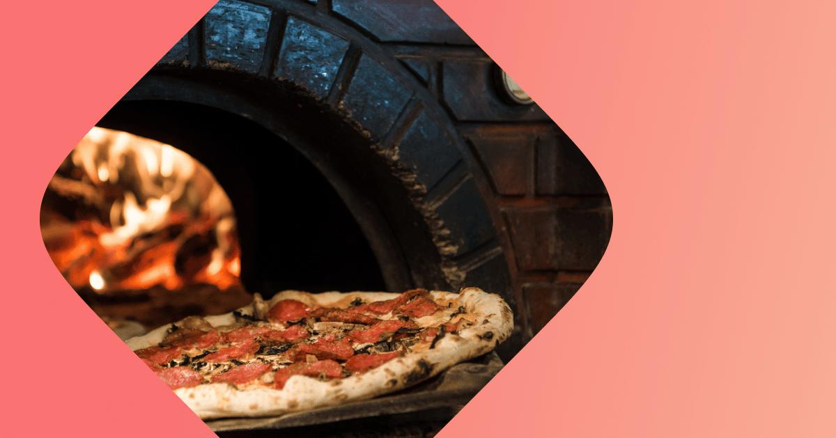 Brick Oven Pizza Feature