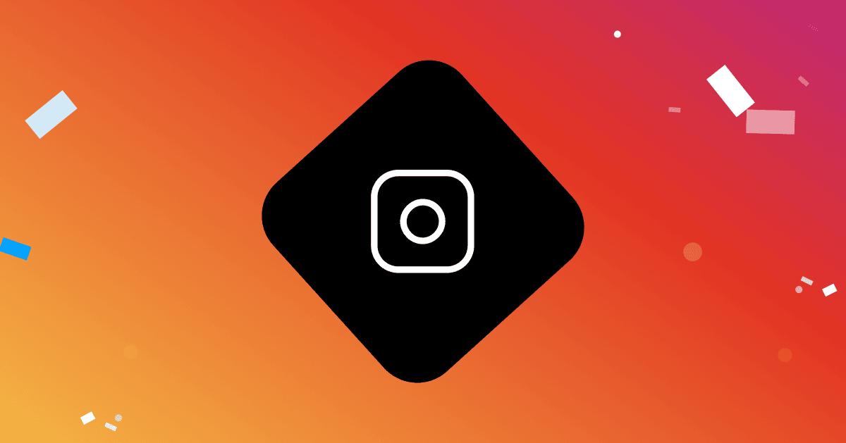 Instagram is here