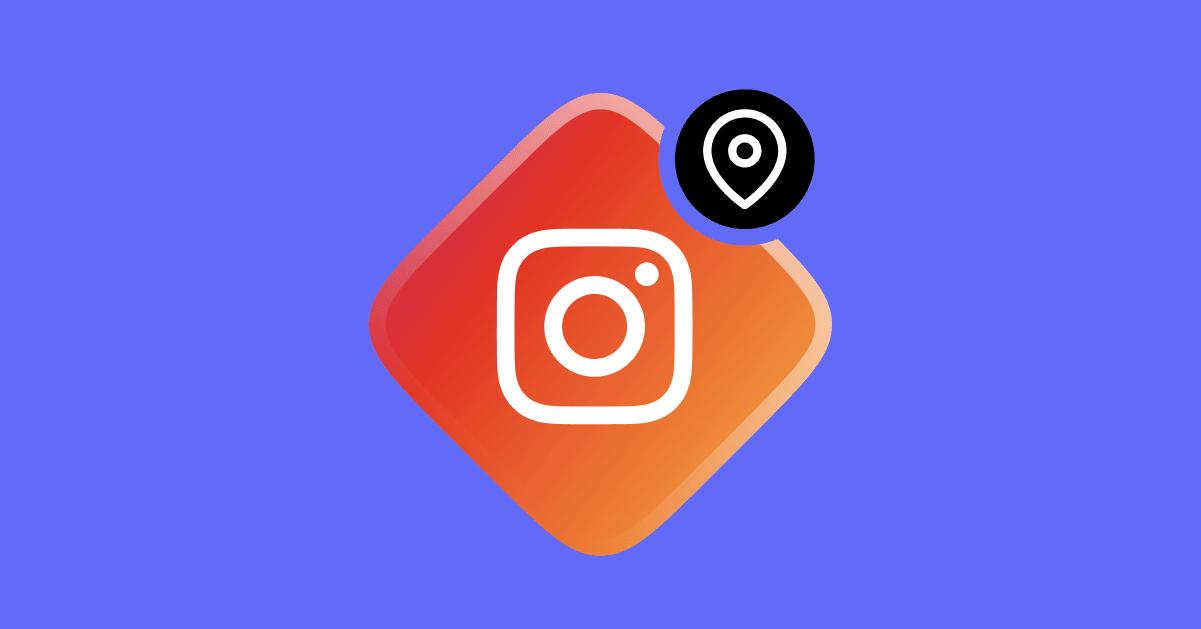 instagram geotags
