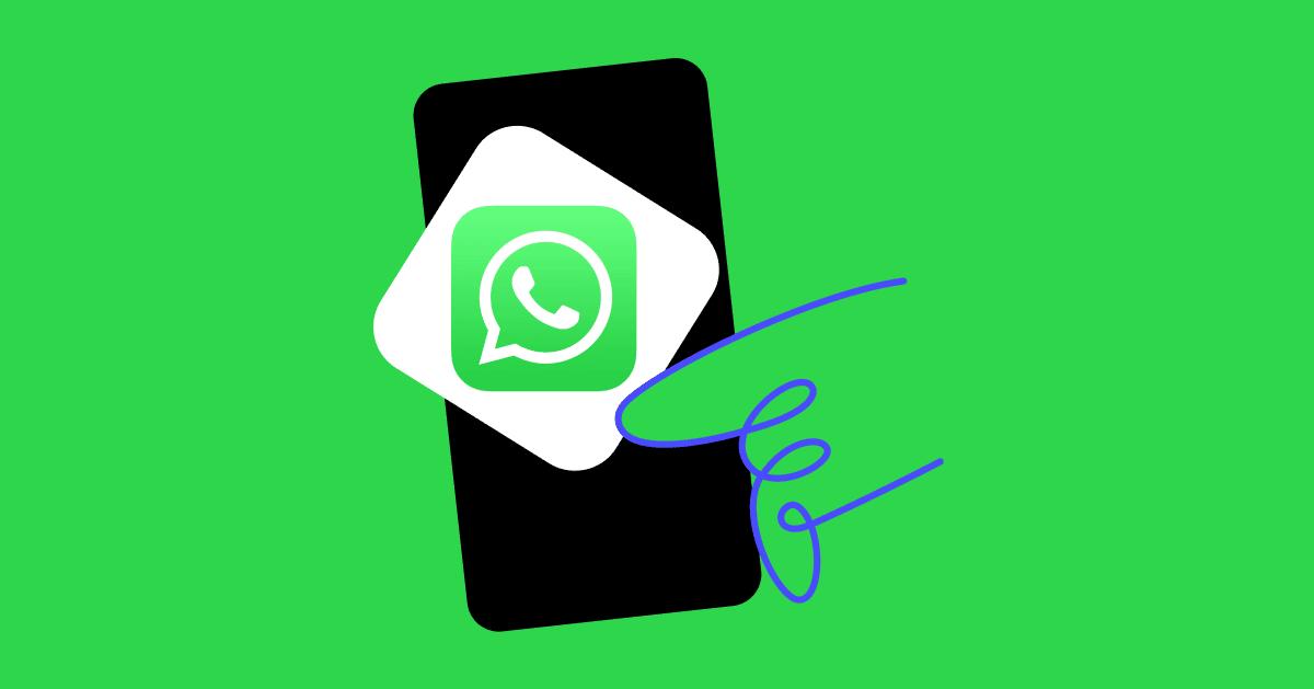 WhatsApp funnel